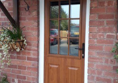 Golden Oak Composite Door (450x800)