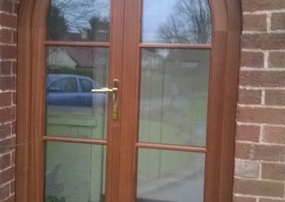 Hardwood Arched Door (449x800)